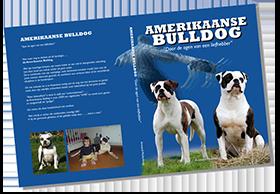 amerikaanse bulldog boek-zijbalk