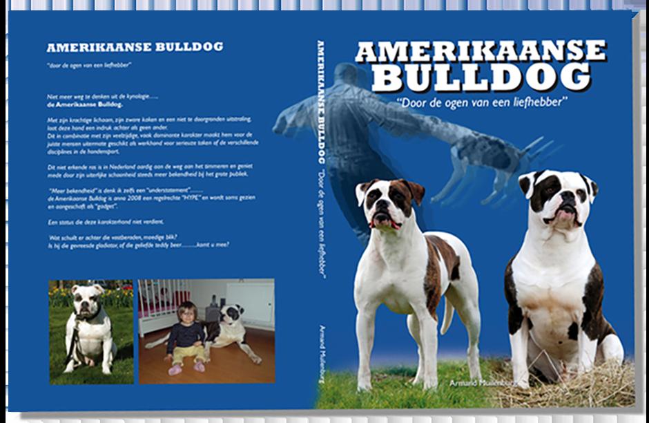amerikaanse bulldog boek1